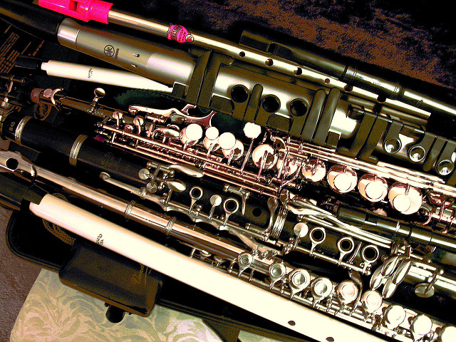 Funding for schools to purchase musical equipment