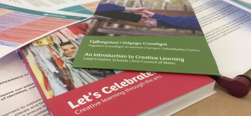 Let's celebrate - creative learning through the arts event