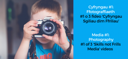 Skills not Frills - Photography in the classroom