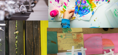examples of creative outputs and activities